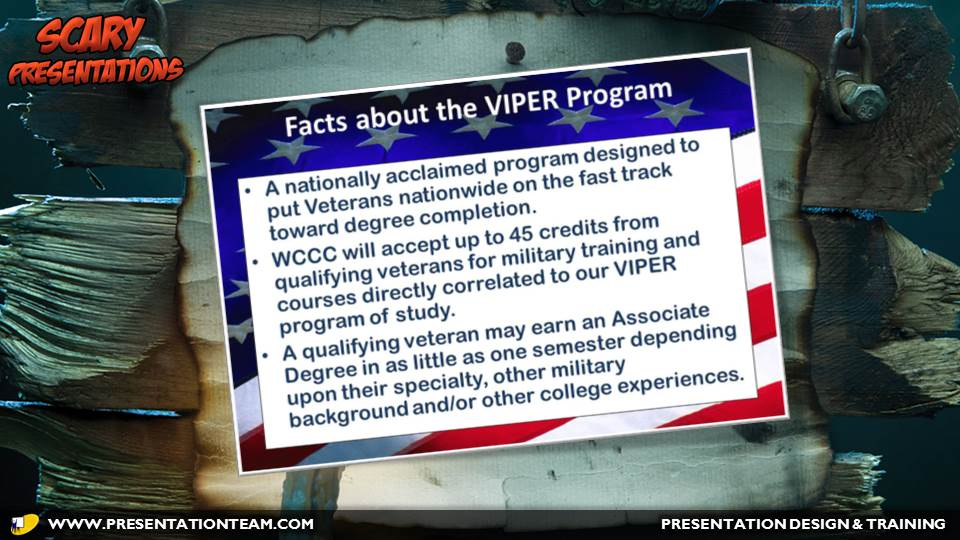 viper-presentation-before